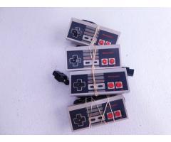 Lot #77 Nintendo NES + 8 Games - Image 4/6