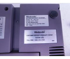 Lot #77 Nintendo NES + 8 Games - Image 6/6