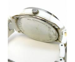 Lot #78 Fossil Women's Icy Bezel Designer Watch - Image 3/3