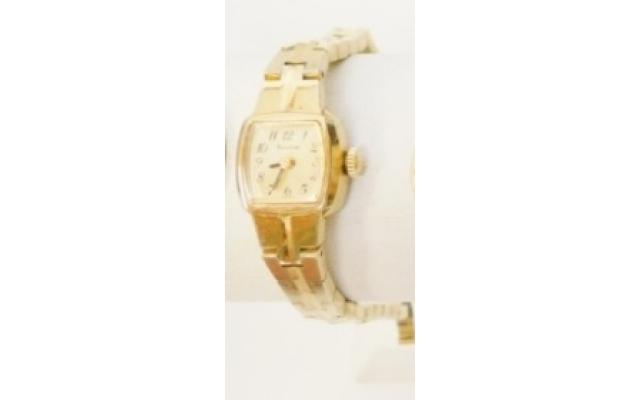 Lot #83 VNTG Seiko Gold Watch - 2/4