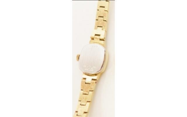 Lot #83 VNTG Seiko Gold Watch - 3/4