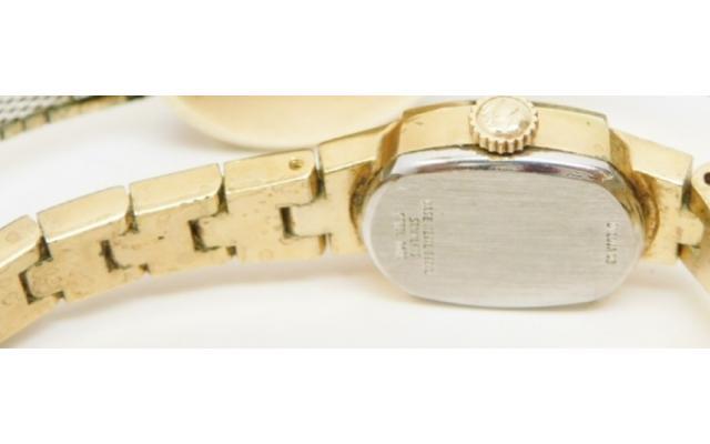 Lot #83 VNTG Seiko Gold Watch - 4/4