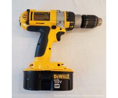 Lot #89 DeWALT 18V XRP Drill Recharger Drill - Image 3/6