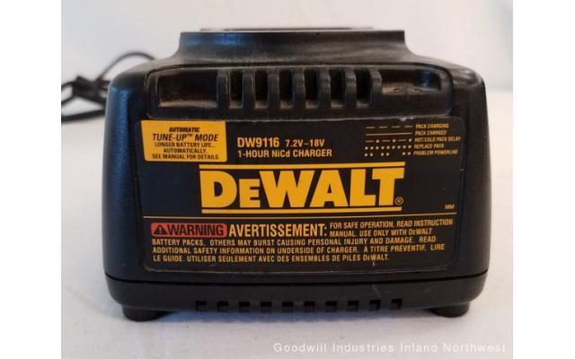 Lot #89 DeWALT 18V XRP Drill Recharger Drill - 6/6