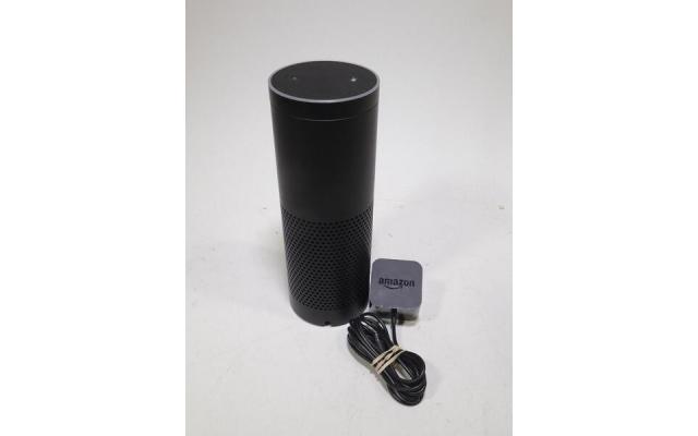 Lot #91 Black Amazon Echo Model SK705DI - 1/6