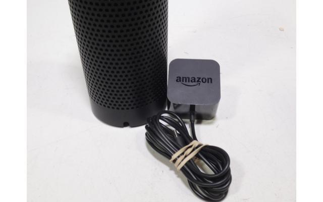 Lot #91 Black Amazon Echo Model SK705DI - 2/6