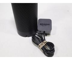 Lot #91 Black Amazon Echo Model SK705DI