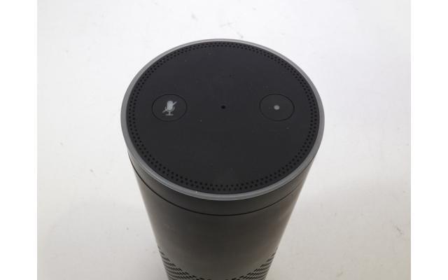 Lot #91 Black Amazon Echo Model SK705DI - 5/6