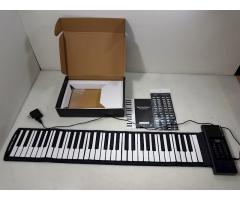Lot #93 Silicon Roll Up Piano USB Power