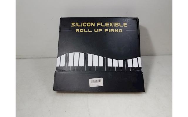Lot #93 Silicon Roll Up Piano USB Power - 4/6