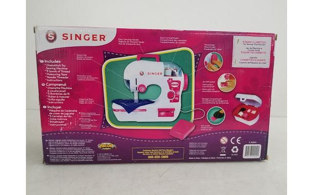 Lot #94 Singer Sewing Machine For Kids A2224 - 2/6