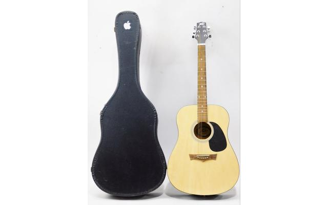 Lot #96 Peavey Acoustic Guitar - 1/10