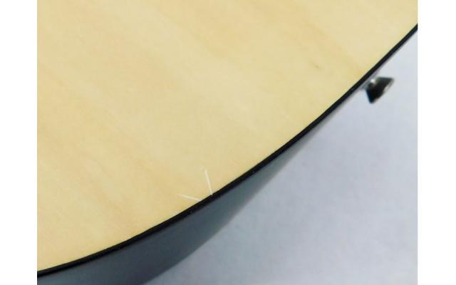 Lot #96 Peavey Acoustic Guitar - 3/10