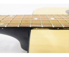 Lot #96 Peavey Acoustic Guitar - Image 9/10