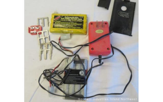 Lot #98 5lb. Grab-Bag of RC Cars/Controllers - 2/6