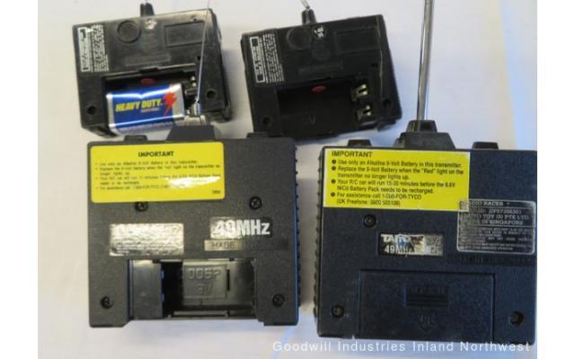 Lot #98 5lb. Grab-Bag of RC Cars/Controllers - 3/6