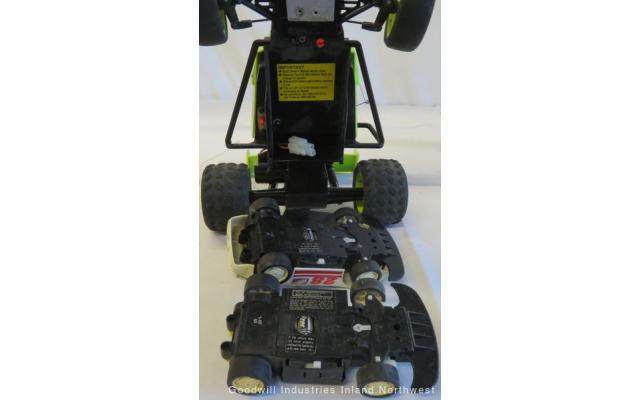 Lot #98 5lb. Grab-Bag of RC Cars/Controllers - 4/6