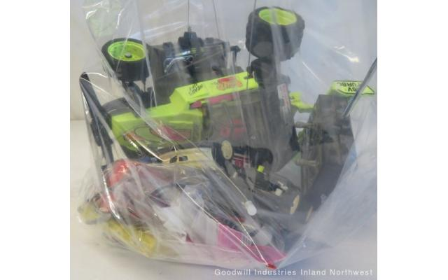 Lot #98 5lb. Grab-Bag of RC Cars/Controllers - 6/6
