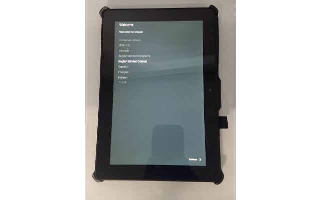 Lot #100 Amazon Kindle Fire HDX 8.9 3rd Gen, 16GB 8.9in - 2/5